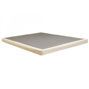Classic Brands Low Profile Foundation Box Spring, 4-Inch