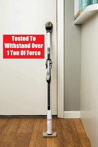 Buddybar Door Jammer Home Security Door Bar